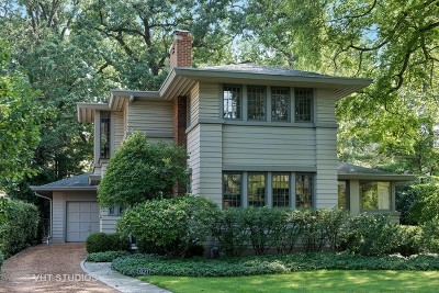 Kenilworth Single Family Home For Sale: 621 Warwick Road