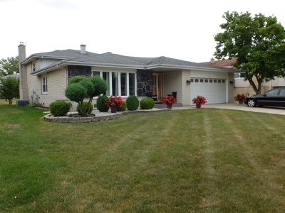 Darien Single Family Home For Sale: 7121 Summit Road