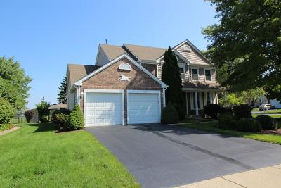Crystal Lake Single Family Home New: 1404 Blue Heron Drive