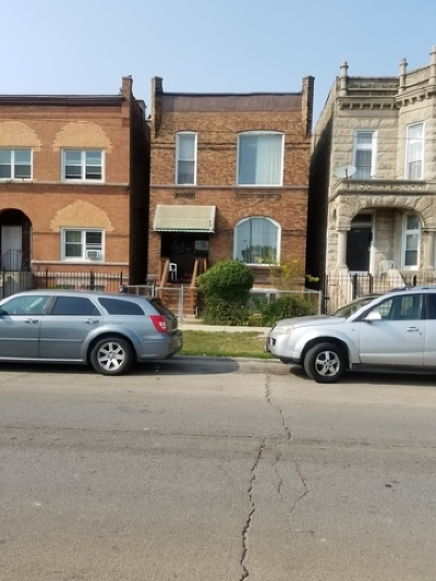 Chicago Multi Family Home New: 4320 West Congress Parkway