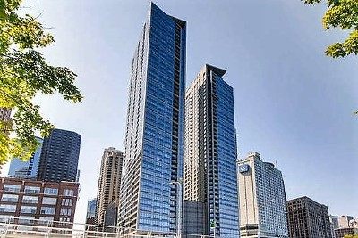 Condo/Townhouse New: 600 North Lake Shore Drive #2702