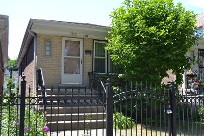 Single Family Home New: 4328 North St Louis Avenue