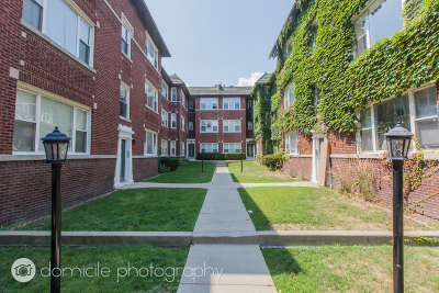 Condo/Townhouse New: 4652 North Saint Louis Avenue #2E
