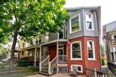 Chicago Single Family Home New: 5465 South Ridgewood Court