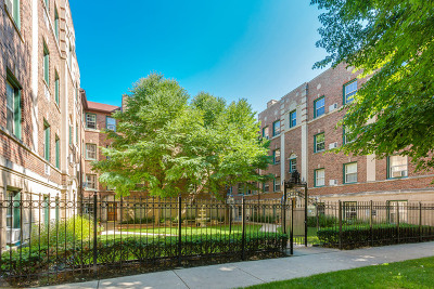Chicago Condo/Townhouse New: 1810 West Chase Avenue #3S