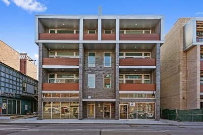 Condo/Townhouse New: 2831 North Halsted Street #3E