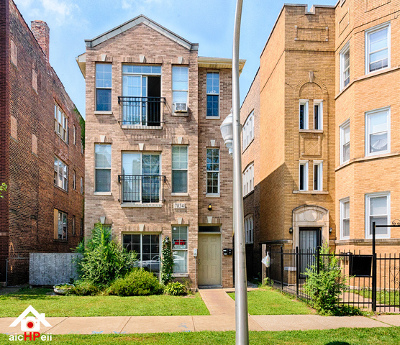 Chicago Multi Family Home New: 7834 South Phillips Avenue
