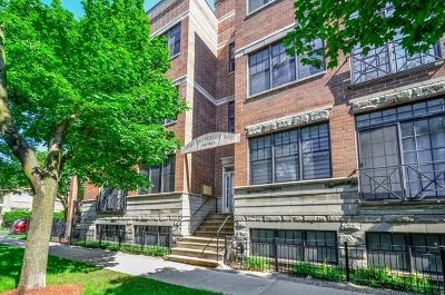 Chicago Condo/Townhouse New: 1324 West Pratt Boulevard #1W