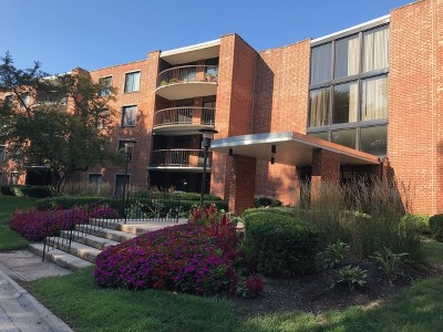 Arlington Heights Condo/Townhouse New: 1615 East Central Road #417C