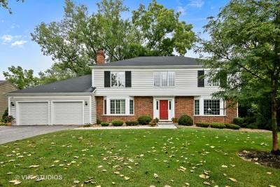 Flossmoor Single Family Home For Sale: 1741 Pinehurst Lane