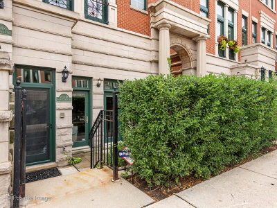 Condo/Townhouse New: 2030 North Lincoln Avenue #H