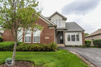 Orland Park Single Family Home Contingent: 9318 Dunmore Drive