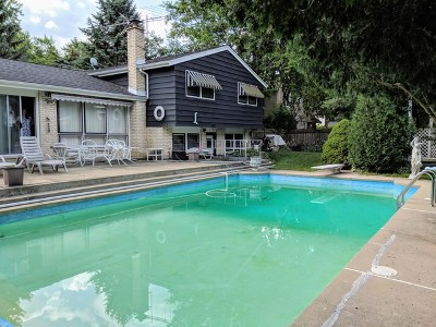 Glenview Single Family Home For Sale: 3134 Maple Leaf Drive