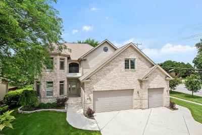 Palatine Single Family Home For Sale: 814 West Kathleen Lane
