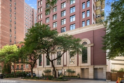 Condo/Townhouse New: 1122 North Dearborn Street #8C