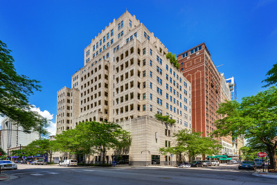 Condo/Townhouse New: 1155 North Dearborn Street #1301