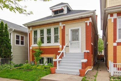 Forest Park Single Family Home For Sale: 921 Ferdinand Avenue