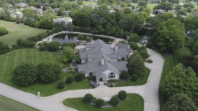 Downers Grove Single Family Home For Sale: 8525 Kearney Road