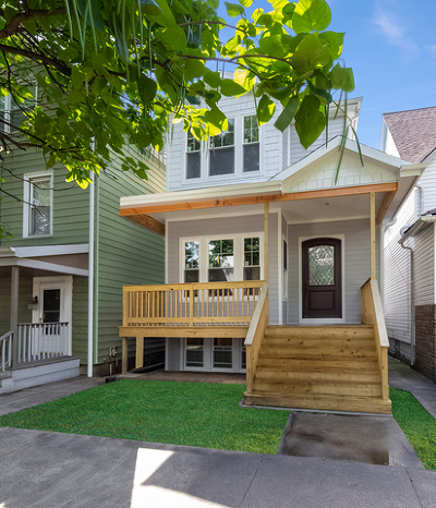 Single Family Home New: 1847 West Warner Avenue