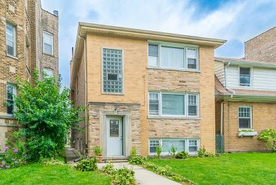 Multi Family Home For Sale: 6448 North Washtenaw Avenue