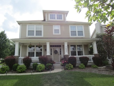 West Dundee Single Family Home For Sale: 2687 Spruce Drive