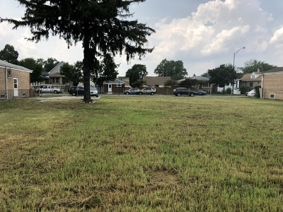 Chicago Residential Lots & Land Re-Activated: 5141 South Central Avenue