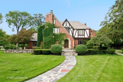 River Forest Single Family Home Price Change: 1105 Park Avenue