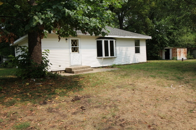 Wilmington IL Single Family Home For Sale: $168,500