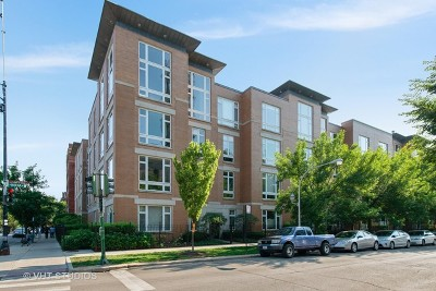 Condo/Townhouse New: 1015 West Buena Avenue #4W