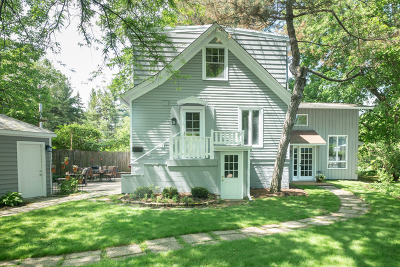 Wilmette Single Family Home For Sale: 1209 Middlebury Lane