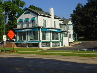 St. Charles Commercial For Sale: 504 East Main Street