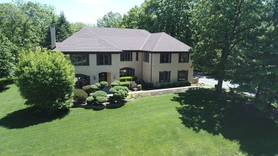 Palos Park Single Family Home For Sale: 4 Black Walnut Trail