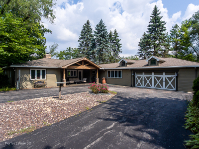 Palos Park Single Family Home For Sale: 47 South Woodland Trail