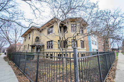 Multi Family Home For Sale: 2156 West Rosemont Avenue