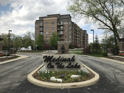 Bloomingdale Condo/Townhouse For Sale: 125 Lakeview Drive #310
