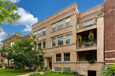Condo/Townhouse New: 4509 North Dover Street #1N