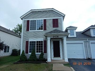 Montgomery Condo/Townhouse For Sale: 2436 Roxbury Lane