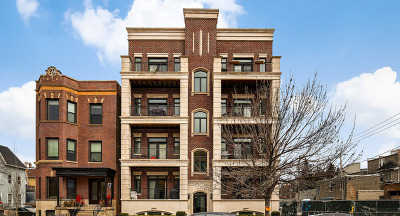 Condo/Townhouse New: 3021 North Southport Avenue #4A