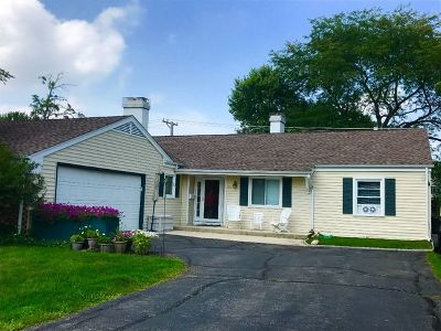 Carol Stream Single Family Home For Sale: 531 Mohican Road