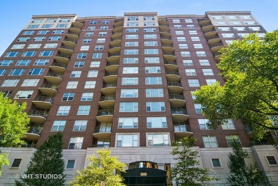 Condo/Townhouse For Sale: 1301 North Dearborn Street #605