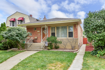 Single Family Home For Sale: 11261 South Drake Avenue