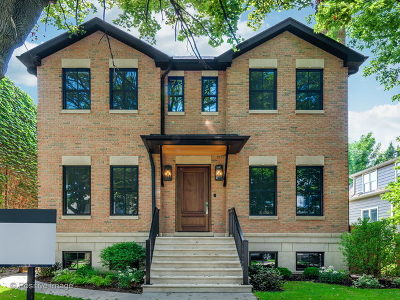 Single Family Home Price Change: 2155 West Windsor Avenue