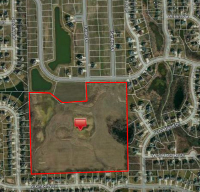 Channahon Residential Lots & Land For Sale: 70 Lots Old Kerry Road
