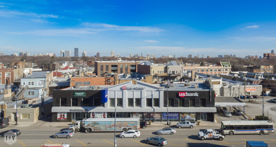 Commercial Re-Activated: 4725 North Western Avenue
