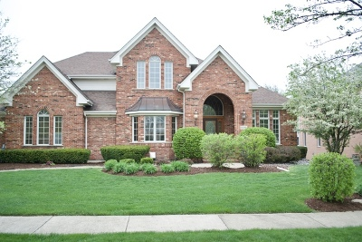 Darien Single Family Home For Sale: 1600 Darien Club Drive