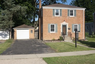 Mount Prospect Single Family Home Re-Activated: 414 North Main Street