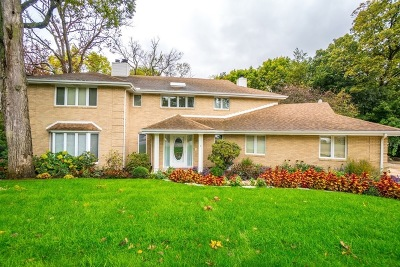 Bourbonnais Single Family Home For Sale: 6 Heather Hill