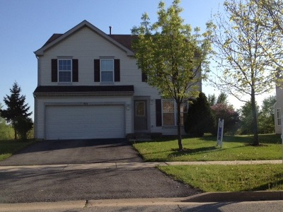 Aurora Single Family Home Re-Activated: 965 Summerhill Drive