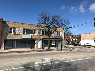 Westmont Commercial For Sale: 140 North Cass Avenue