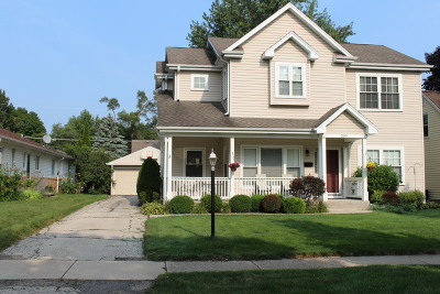 Palatine Single Family Home For Sale: 209 South Brockway Street